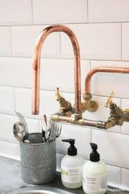 kitchen faucet fixtures best 25 copper kitchen faucets ideas on copper faucet