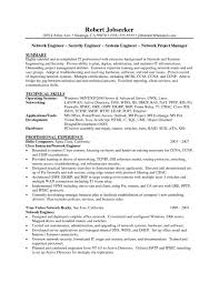 Security Jobs Resume by Resume Information Security Resume