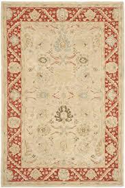 Safavieh Anatolia Collection Safavieh Anatolia Taupe Red Indoor Area Rug U0026 Reviews Wayfair
