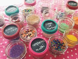 diy chalkboard sprinkle jars let s get galactic