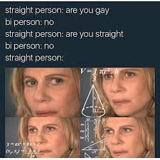 Oh Ok Meme - legit i made a joke about not being straight and this guy was like