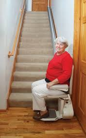 indoor chair stair lift power operated summit lifts