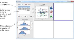 create a graph layout