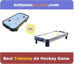 Table Top Hockey Game Tabletop Air Hockey Games