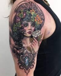 shoulder tattoos archives inkstylemag