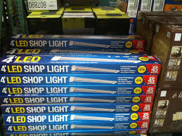 led vs fluorescent shop lights led ceiling light fixtures residential shop lights amazon commercial