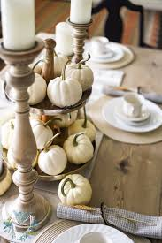 a thanksgiving tablescape the weathered fox