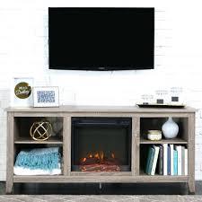 electric fireplace entertainment center sams club tv stand black