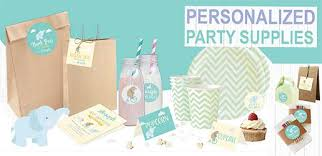 personalized party supplies party boutique personalized supplies and decorations hong kong