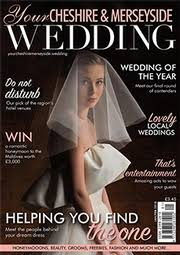 wedding magazines county wedding magazines previous issues of your cheshire