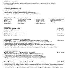 resume exles objective general purpose financial reports resume sle objectives name objective for of statements dgx sevte