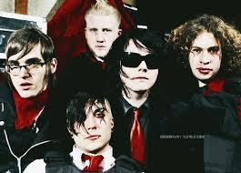 Mcr Halloween Costume 103 Chemical Romance Images Chemical