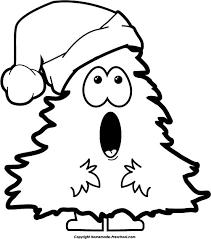black and white clip art christmas u2013 101 clip art