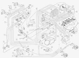 new wiring diagram for 2003 club car 48v freezer crock pot