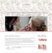 Makeup Artists Websites Pay Monthly Websites Emwonline Web Design Gloucester