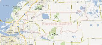 Bradenton Florida Map by Parrish Map 34219 Png