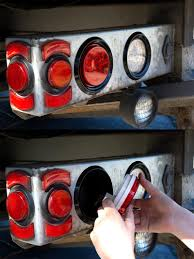 custom truck tail lights semi truck tail light assembly best truck resource