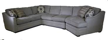 Klaussner Audrina 3 Piece Sectional Sofa Pathmapp Com