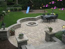 Backyard Landscaping With Fire Pit - excellent ideas fire pit patio endearing 1000 ideas about patio