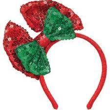 christmas headbands christmas headband with antlers headband and antlers