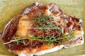 cuisiner une entrecote recette entrecôte de bœuf wagyu petits plats entre amis