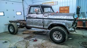 Ford F250 Work Truck - nathan shaw u0027s 1977 ford f250 lmc truck life