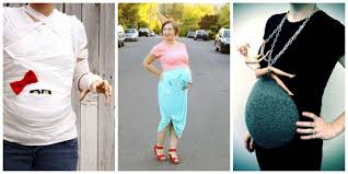 28 best halloween costumes for pregnant women easy diy maternity