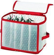 Christmas Decoration Storage Totes by Christmas Light Storage Ebay