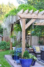 Pvc Pipe Pergola by The Pergola Project What We Learned And What It Cost Suburble