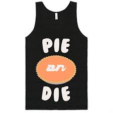 thanksgiving emojis thanksgiving pie or die tank top skreened