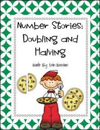 number stories doubling and halving by erin morrison tpt