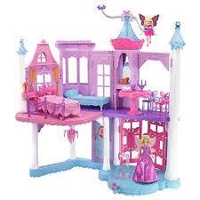 barbie mariposa fairy princess castle play 19 99 reg