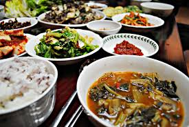 korean style home cooking healthy home cooking
