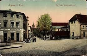Pyritz Kreis Pyritz Pommern Family History Prussia Ansichtskarte Postkarte Stargard Szczecinski Stargard Pommern Die