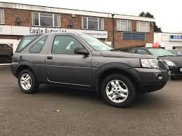 land rover freelander 2000 used land rover freelander 1 8 for sale motors co uk