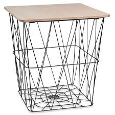 Wire Side Table Best 25 Wire Side Table Ideas On Pinterest Plastic Wood Decking