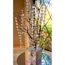 wedding wishing trees for sale sale bling manzanita tree centerpiece silver glitter bling