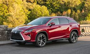 lexus hybrid manual transmission most fuel efficient suvs of 2016 autonxt