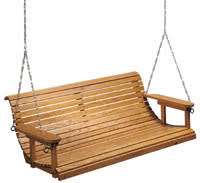 Patio Swing Springs Free Porch Swing Woodworking Plans From Shopsmith