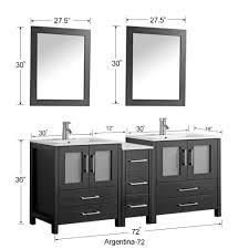 43 inch bathroom cabinet vanity decoration