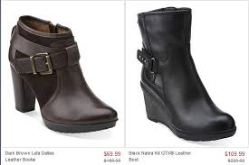 zulily clarks shoe sale boots shoes up to 70