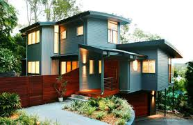 the latest trend of the exterior paint color ideas