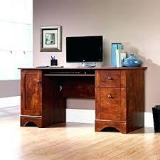 sauder edge water computer desk sauder edgewater computer desk black l shaped edge water estate home