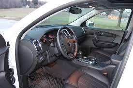 2012 Gmc Acadia Interior Review 2012 Gmc Acadia Denali Awd Autosavant Autosavant
