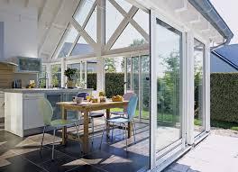 cuisine dans veranda aménager une cuisine dans une véranda travaux com