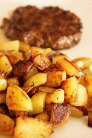 recette de cuisine de nos grand mere pommes de terre sautées de ma grand mère caro est dans la cuisine