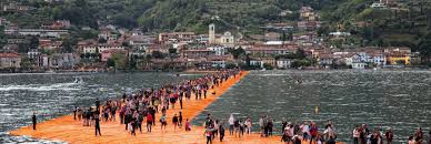 Floating Piers by Christo And Jeanne Claude The Floating Piers Limited Edition