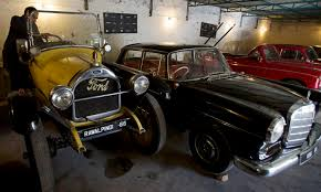 drive into the past with pakistan u0027s vintage car collectors