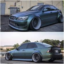 lexus is 300 jdm images tagged with widebodyis300 on instagram