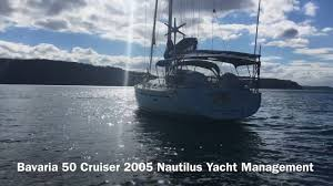 bavaria 50 cruiser 2005 nautilus yacht management on vimeo